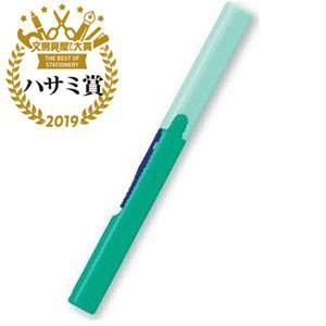 プラス [はさみ] フィットカットカーブ Twiggy(ツイッギー) SC−130P グリーン