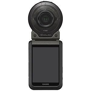 CASIO コンパクトデジタルカメラ アウトドアレコーダー EXILIM(エクシリム) EX‐FR100(ブラック)