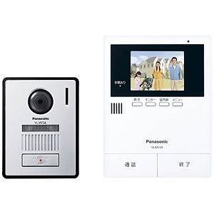 パナソニック テレビドアホン(電源コード式) VL‐SV39KL|y-kojima