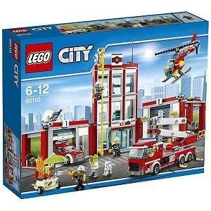 LEGO レゴブロック 60110 シティ 消防署 y-kojima