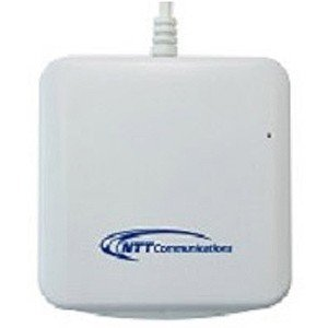 NTTコミュニケーション ICカードリーダライタ ACR39‐NTTCom