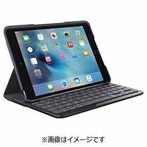 ロジクール iPad mini 4用iK0772 キーボードケース iK0772BK (ブラック)|y-kojima