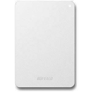 バッファロー ポータブルHDD 1TB HD‐PNF1.0U3‐BWD (ホワイト)