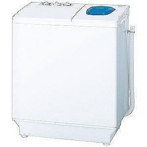 日立 2槽式洗濯機 (6.5kg) 「青空」 PS‐65AS2‐W (標準設置無料)