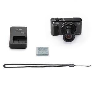 Canon コンパクトデジタルカメラ Powe...の詳細画像2