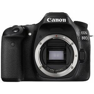 Canon デジタル一眼レフ EOS 80D「ボディ(レンズ別売)」 EOS80D