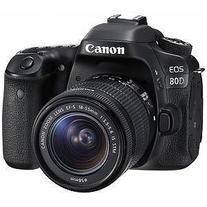 Canon EOS 80D「EF−S 18−55 IS STM レンズキット」/デジタル一眼レフ EOS80D1855ISSTMLK