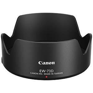 Canon レンズフード EW‐73D...