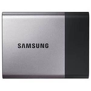 サムスン 外付けSSD T3シリーズ [ポータブル型 /500GB] MU‐PT500B/IT