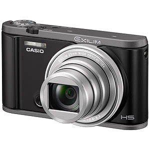CASIO コンパクトデジタルカメラ HIGH SPEED EXILIM(エクシリム) EX‐ZR3100 (ブラック)