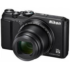 ニコン コンパクトデジタルカメラ COOLPIX(クールピクス) A900(ブラック)|y-kojima