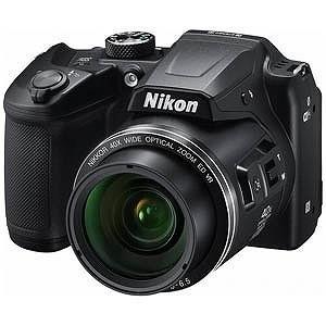ニコン コンパクトデジタルカメラ COOLPIX(クールピクス) B500(ブラック)|y-kojima