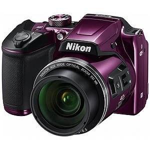ニコン コンパクトデジタルカメラ COOLPIX(クールピクス) B500(プラム)|y-kojima