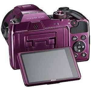 ニコン コンパクトデジタルカメラ COOLPIX(クールピクス) B500(プラム)|y-kojima|02
