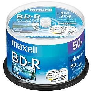 マクセル 録画用 BD-R 1-4倍速 25G...の関連商品4