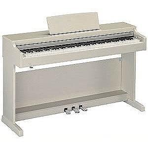YAMAHA 電子ピアノ ARIUS(アリウス) YDPシリーズ(88鍵盤/ホワイトアッシュ調仕上げ) YDP‐163WA(標準設置無料)|y-kojima