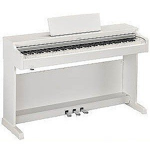 YAMAHA 電子ピアノ ARIUS YDPシリーズ(88鍵盤/ホワイトウッド調仕上げ) YDP‐163WH(標準設置無料)|y-kojima