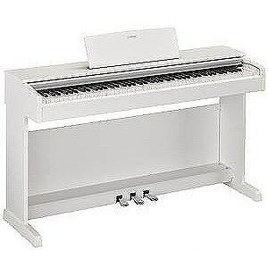 YAMAHA 電子ピアノ ARIUS(アリウス) YDPシリーズ(88鍵盤/ホワイトウッド調仕上げ) YDP‐143WH(標準設置無料)|y-kojima
