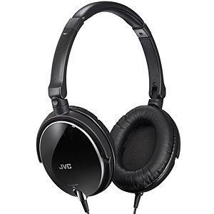 JVC・ビクター ヘッドバンド式ポータブルヘッドホン HA‐S600(B)(ブラック)