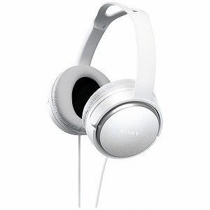 ソニー SONY ステレオヘッドホン MDR‐XD150 (W)ホワイト