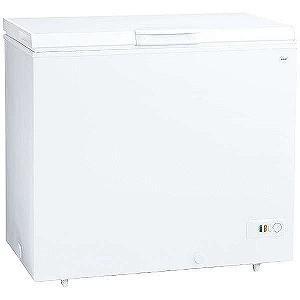 AQUA 直冷式冷凍庫 (205L・上開き) AQF‐21CE‐W (スノーホワイト) (標準設置無...