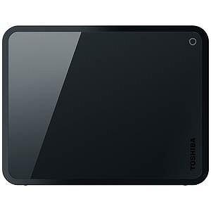 東芝 外付けHDD CANVIO for Desktop HD−EHシリーズ ブラック HD−EH40TK