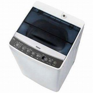 ハイアール 全自動洗濯機 (洗濯5.5kg)「Haier Joy Series」 JW‐C55A‐Kブラック(標準設置無料)|y-kojima