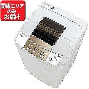 ハイアール 全自動洗濯機 (洗濯7.0kg) JW‐K70M‐W(標準設置無料)...