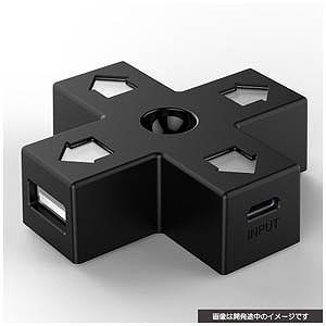 サイバーガジェット 8BITDO DPAD USB HUB「PS4/レトロフリーク」 8BITDOD...