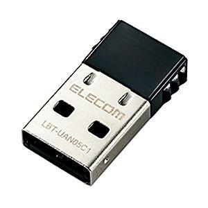 エレコム Bluetooth4.0 USBアダプター(Class1) LBT‐UAN05C1