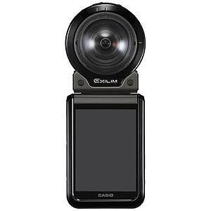 CASIO コンパクトデジタルカメラ Outdoor Recorder EXILIM EX−FR200(ブラック)