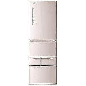 東芝 5ドア冷蔵庫(410L・右開き) GR−K41G−NP...