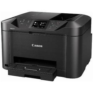 Canon A4インクジェット複合機[無線LAN/有線LAN/USB2.0]MAXIFY MB5130