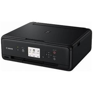 Canon A4インクジェットプリンター [無線LAN/USB2.0]  PIXUS TS5030BK (ブラック)