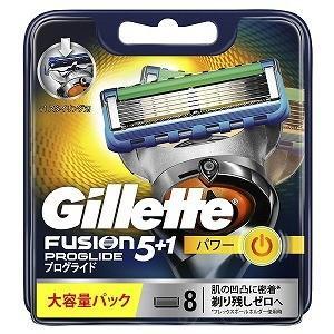 ジレット ジレット フュージョン 5+1 プログライド フレックスボール パワー 替刃 8個入 GR...