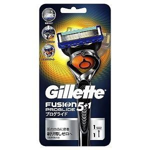 ジレット ジレット フュージョン 5+1 プログライド フレックスボールホルダー お試しパック 替刃...