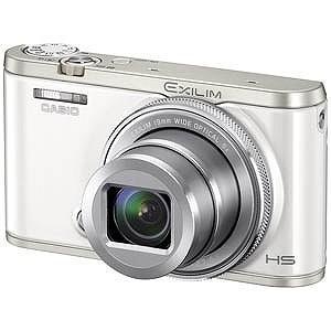 CASIO コンパクトデジタルカメラ HIGH SPEED EXILIM(エクシリム) EX−ZR4000(ホワイト)