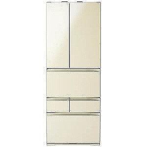 東芝 6ドア冷蔵庫(551L・フレンチドア) GR−K550...
