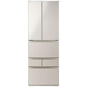 東芝6ドア冷蔵庫(509L・フレンチドア)GR?K510FD?EC (サテンゴールド)(標準設置無料)