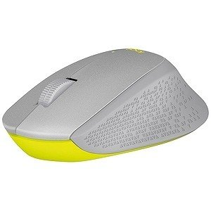 ロジクール ワイヤレス光学式マウス (3ボタン) M331GR グレー