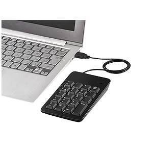 バッファロー 有線テンキーパッド[USB・Wi...の詳細画像2