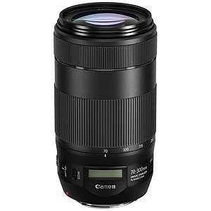 Canon 交換レンズ EF70−300mm F4−5.6 IS II USM(キヤノンEFマウント) EF70300IS2U