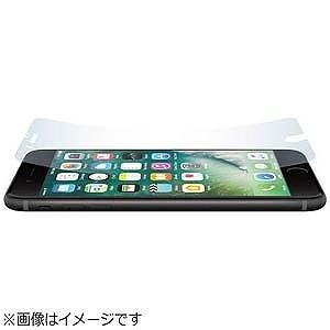 パワーサポート iPhone 7 Plus用AFPクリスタルフィルムセット PBK−01