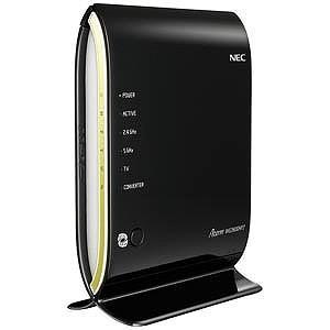 NEC 無線LANルータ 親機単体 1733+800Mbps...