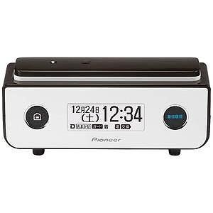 パイオニア (子機なし)デジタルコードレス留守番電話機  TF−FD35S−BR (ビターブラウン)|y-kojima
