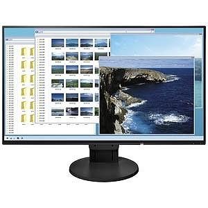 ナナオ/EIZO 23.8型LEDバックライト搭載液晶モニター(ブラック)FlexScan EV24...