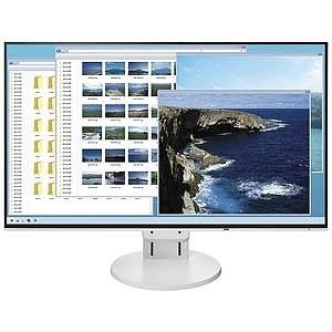 ナナオ/EIZO 23.8型LEDバックライト搭載液晶モニター(ホワイト)FlexScan EV24...