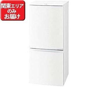 シャープ 2ドア冷蔵庫 (137L) SJ‐D14C‐W (...