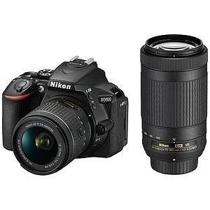 ニコン D5600(ダブルズームキット)/デジタル一眼レフカメラ D5600WZ|y-kojima