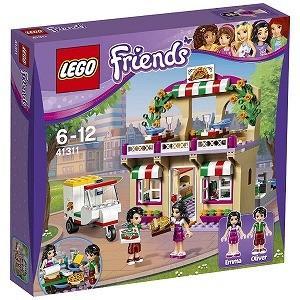 LEGO レゴブロック 41311 フレンズ ハートレイクのピザレストラン y-kojima